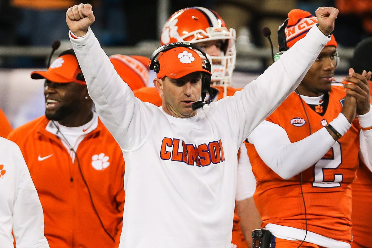 Swinney's Tigers continue their 15 for '15 quest for the best.