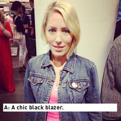 Darcy, Fashion Account Manager at Nylon