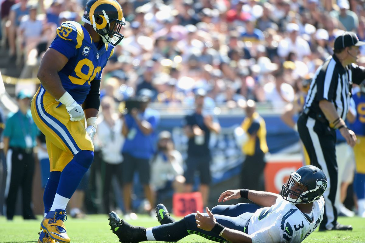 Image result for AARON DONALD IMAGES