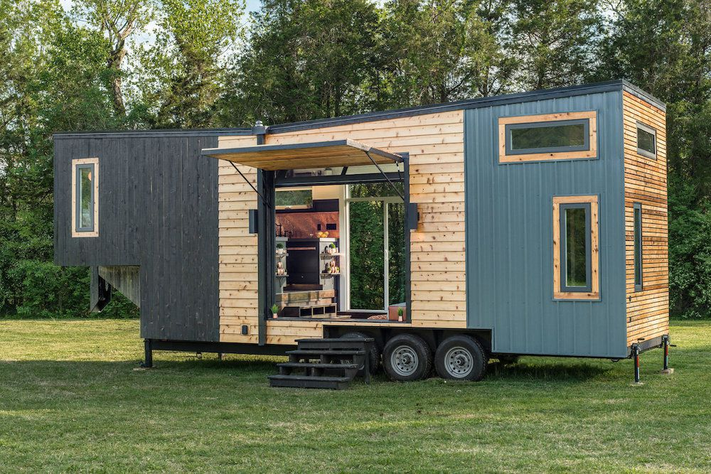 Tiny houses in 2017: More flexible, clever than ever - Curbed