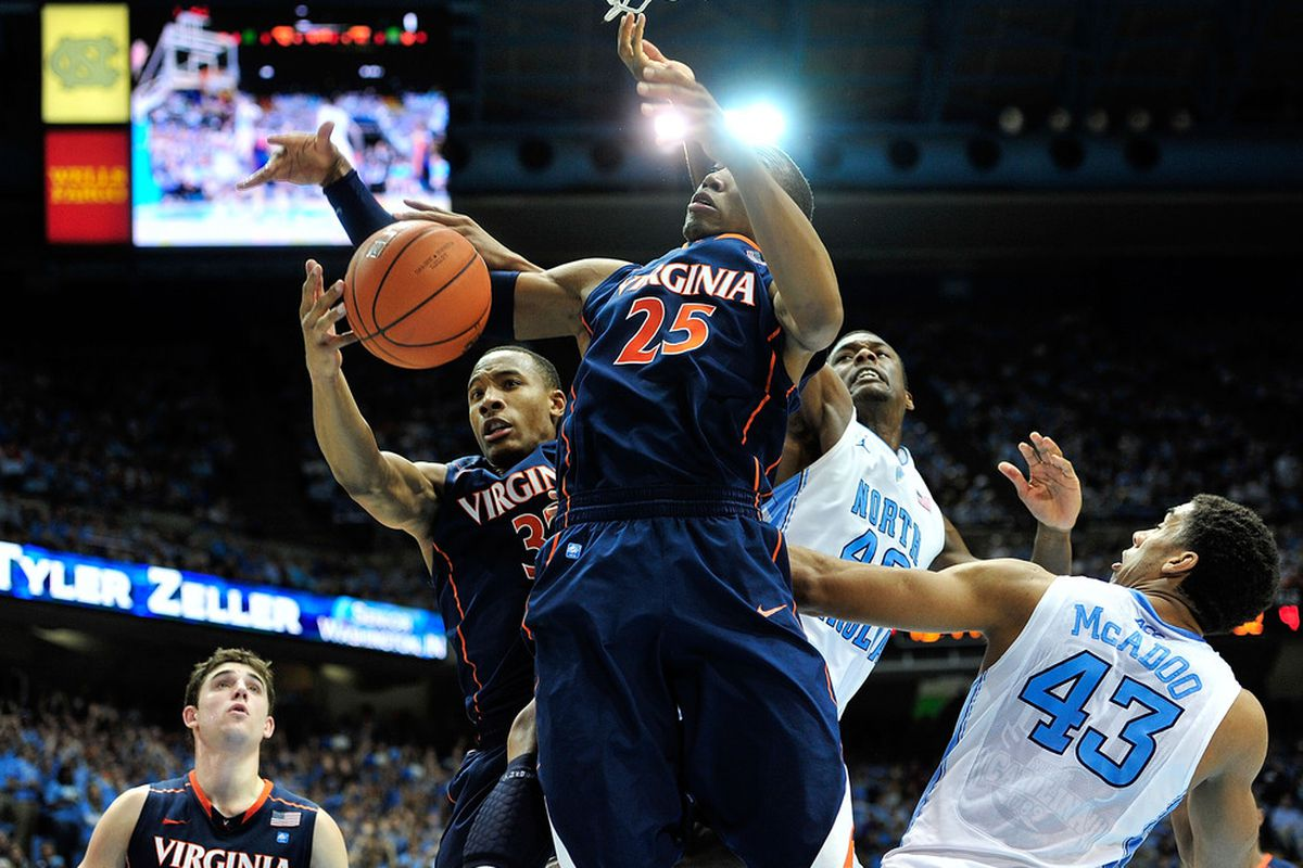 Whether it was because of size, effort, or some questionable calls from the refs, rebounding woes doomed the Hoos in their 70-52 loss at UNC.