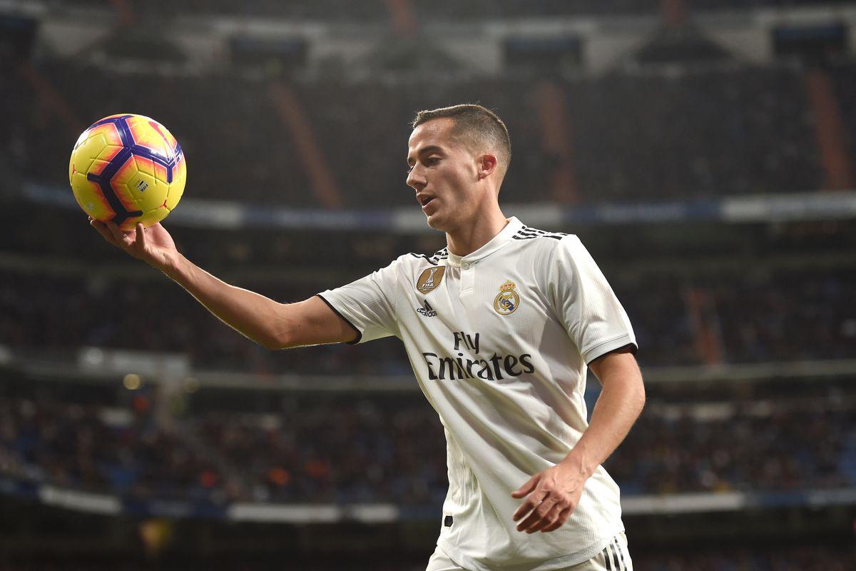 Confirmed Lineups Real Madrid Vs Real Sociedad 2019 La Liga