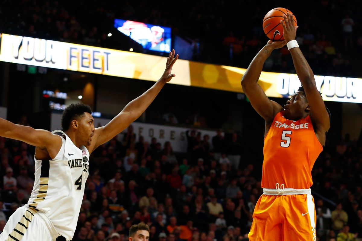 NCAA Tournament Bracketology: Tennessee firmly in as SEC ...