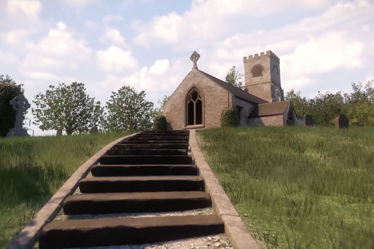 everybody's gone to the rapture preview