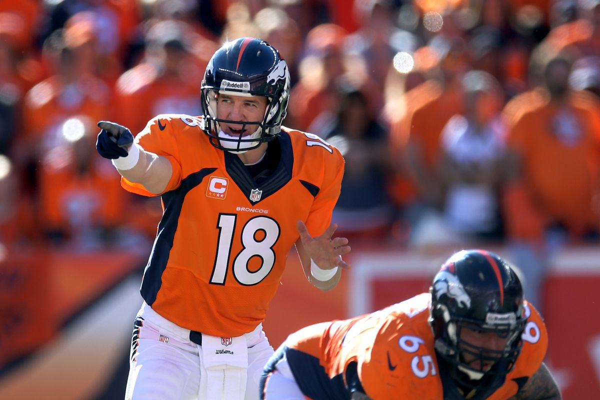 """How many times will Peyton Manning say """"Omaha"""" during the Super Bowl?"""