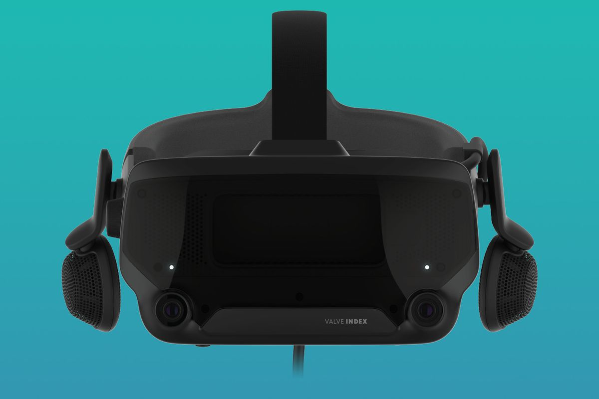 Valve's Index VR headset will ship this June, with preorders starting May  1st - The Verge