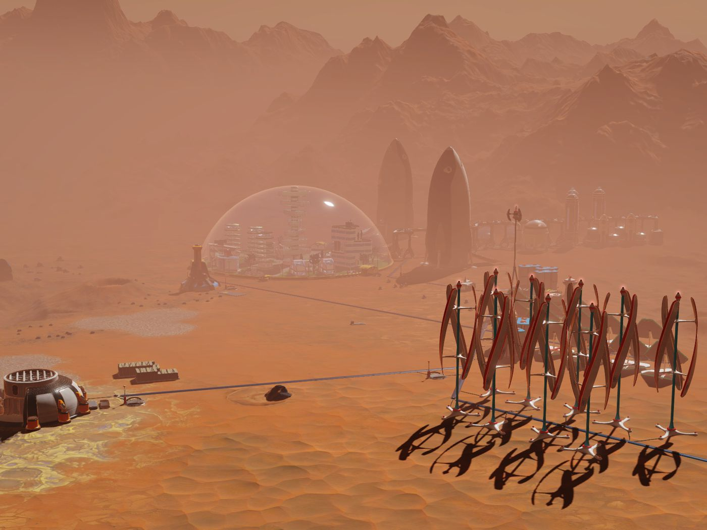 Surviving Mars is tough, smart and very dusty - Polygon