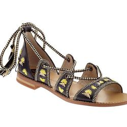 """<b>House of Harlow</b> Gabriele Sandals, <a href=""""http://piperlime.gap.com/browse/product.do?cid=92895&vid=1&pid=149323002"""">$150</a> at Piperlime"""