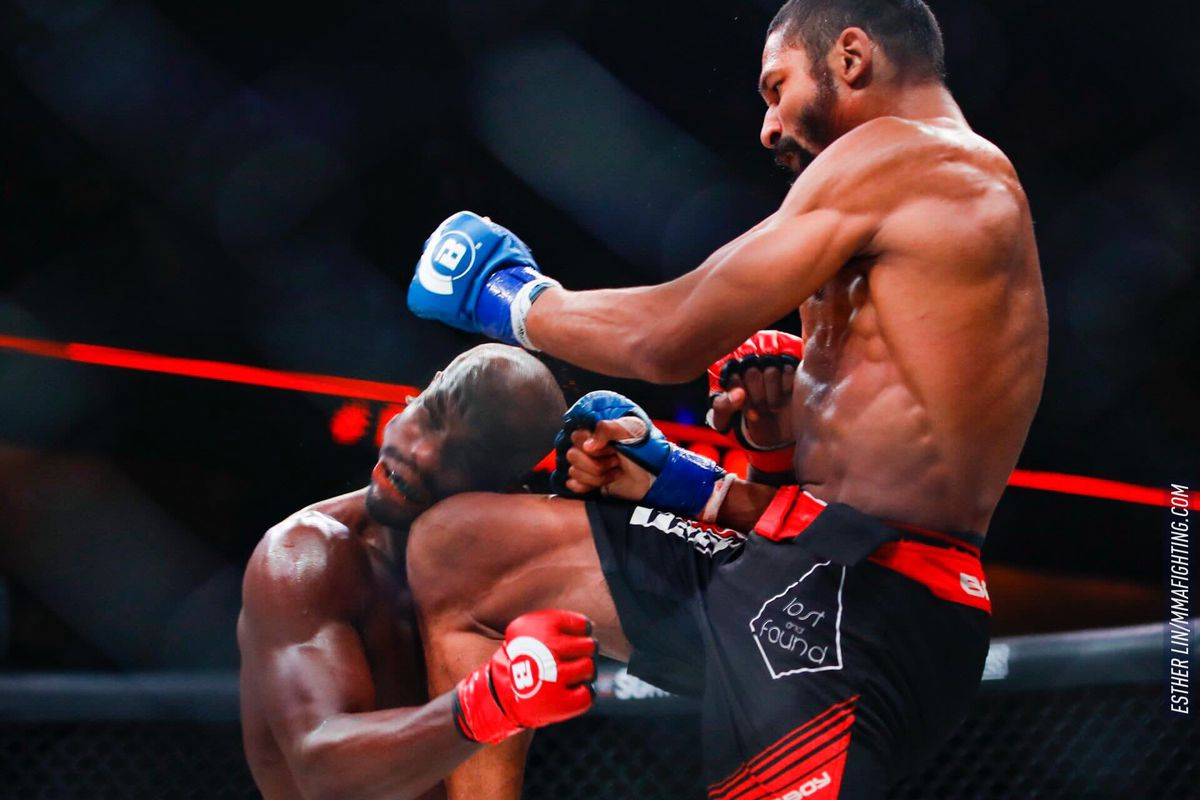 Massive Bellator 207 knockout earns SportsCenter's top play of the night