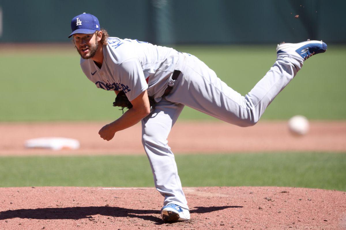 Los Angeles Dodgers v San Francisco Giants - Game One