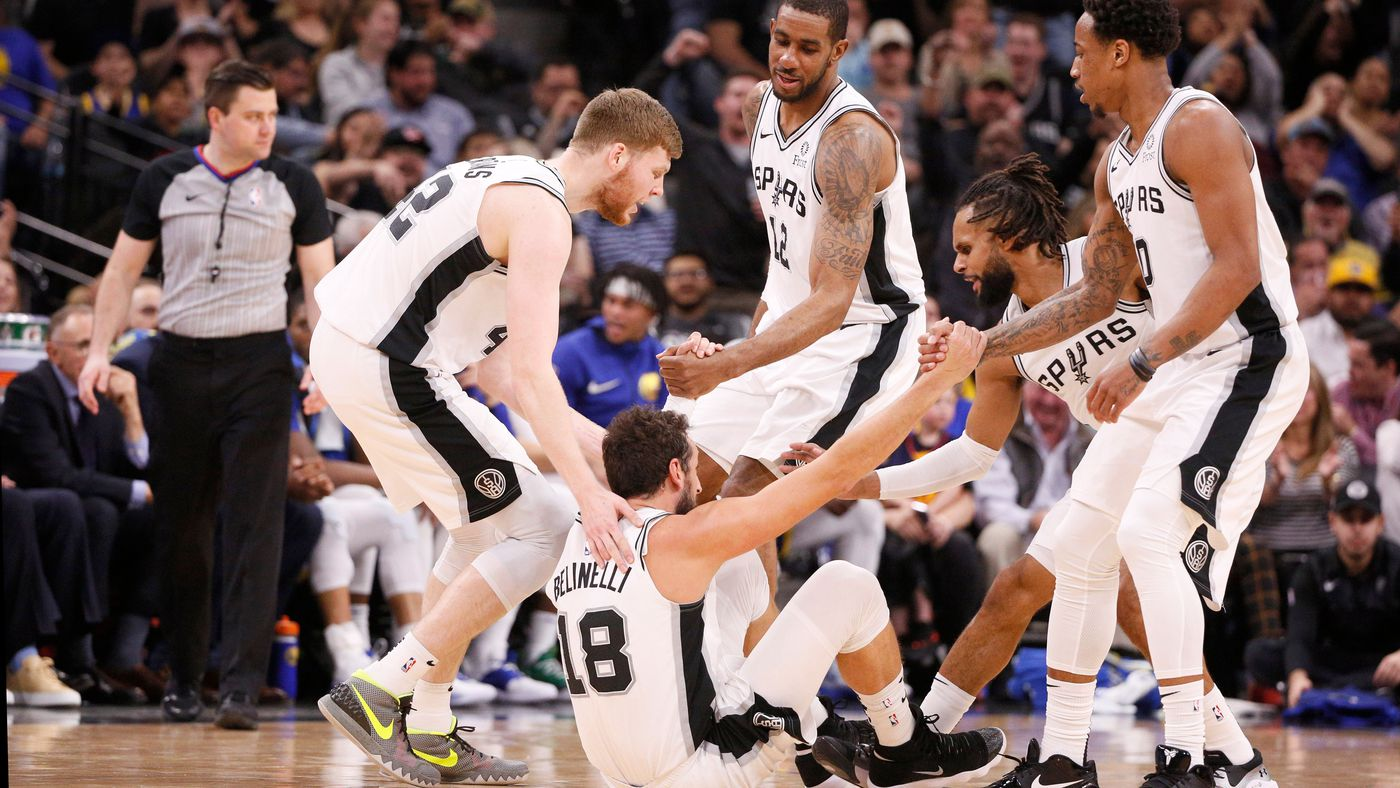 The Spurs could find comfort in continuity this summer