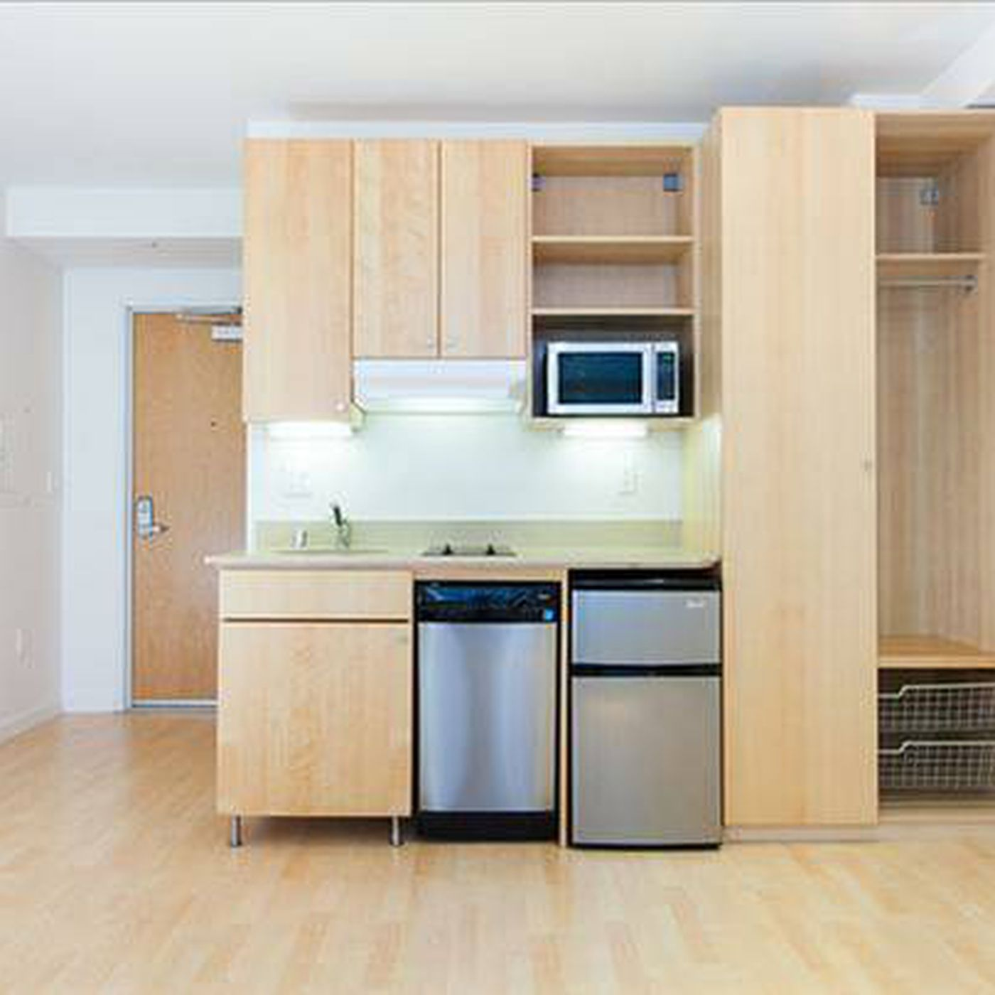 The Smallest Apartment For Rent In Sf Is Just 233 Square Feet Curbed