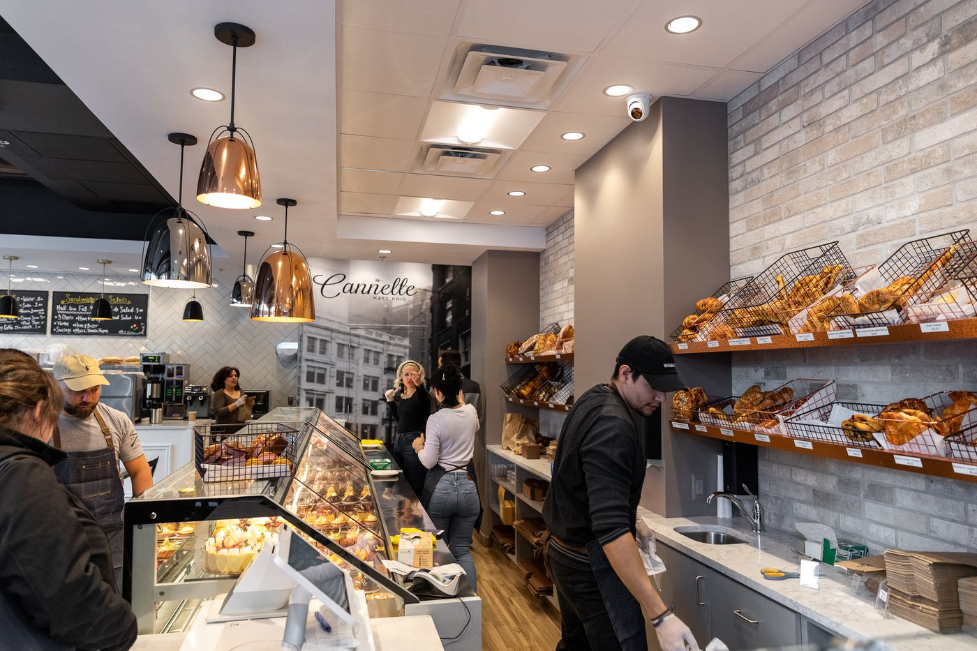 First Look: Cannelle by Matt Knio, Detroit's New French Patisserie - Eater  Detroit