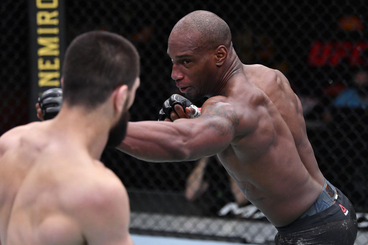 UFC 260: Gooden v Nurmagomedov