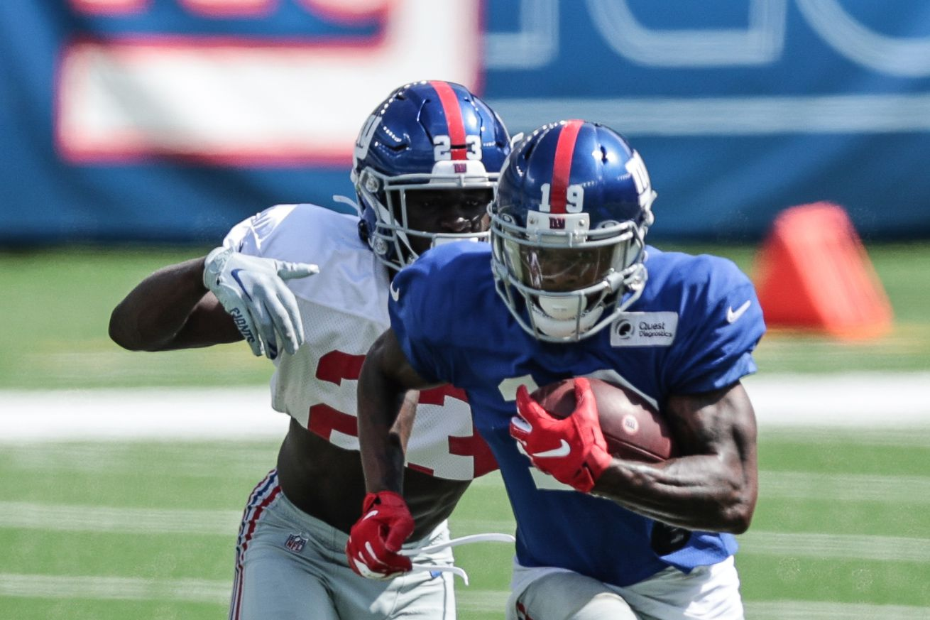 NFL: New York Giants-Blue & White Scrimmage