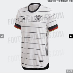 The front of the new kit.