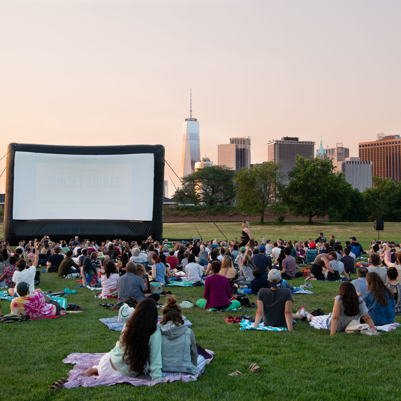 New York's best outdoor movie screenings this summer - Curbed NY