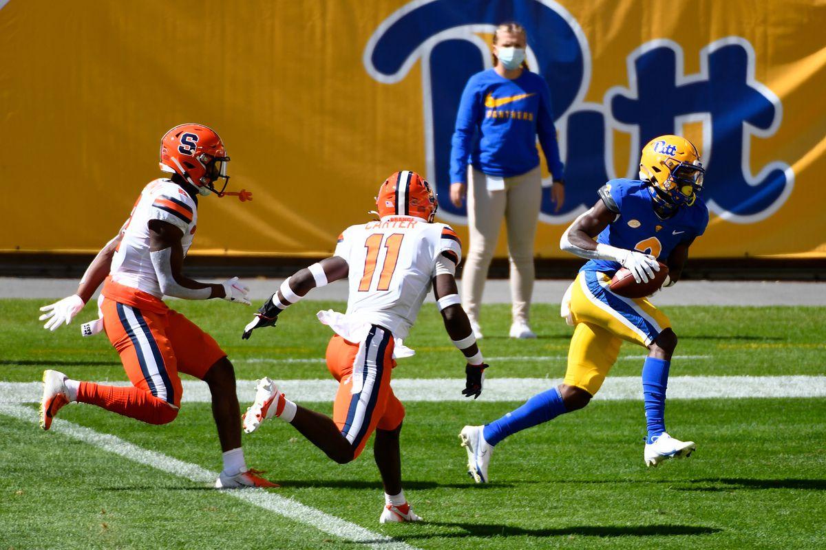Syracuse v Pittsburgh