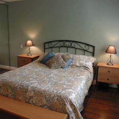 After House Staging: Master Bedroom