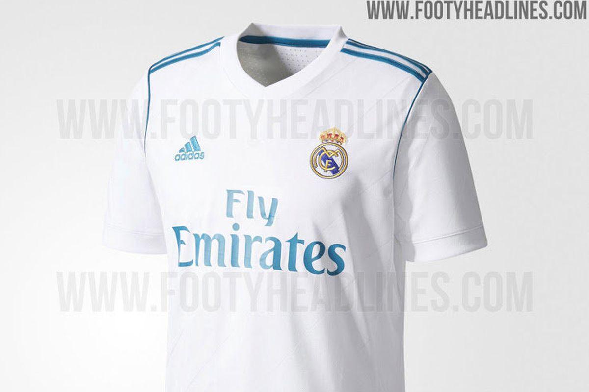 51971d40c Real Madrid 2017 18 Home Kit Leaked Managing Madrid
