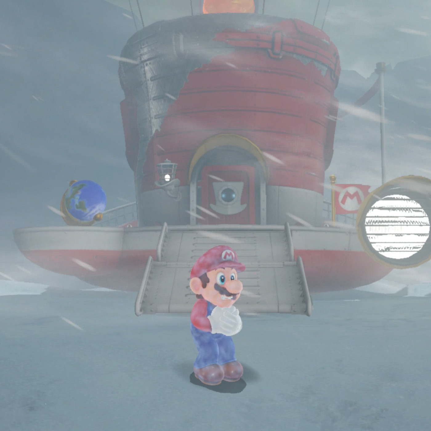 Super Mario Odyssey Guide Snow Kingdom All Power Moon Locations