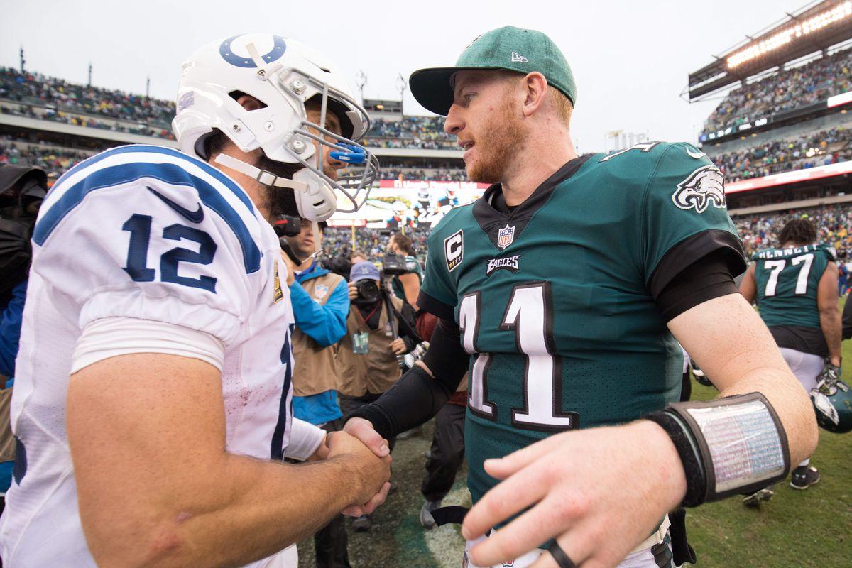 NFL: Indianapolis Colts at Philadelphia Eagles