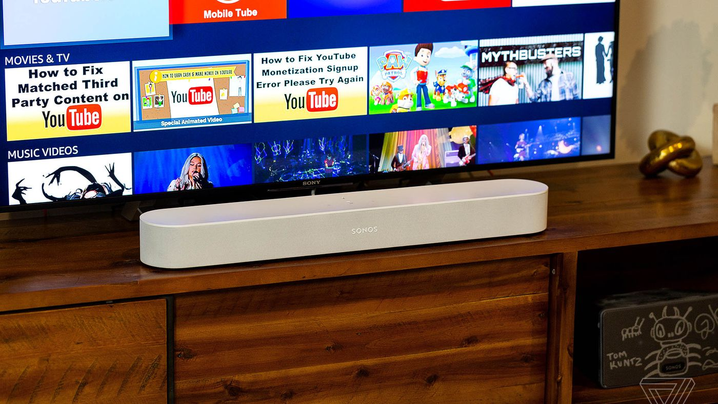 The Beam is Sonos' ambitious attempt to win the living room