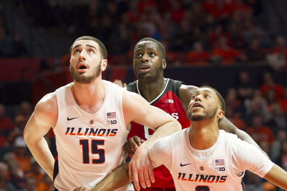 NCAA Basketball: Rutgers at Illinois
