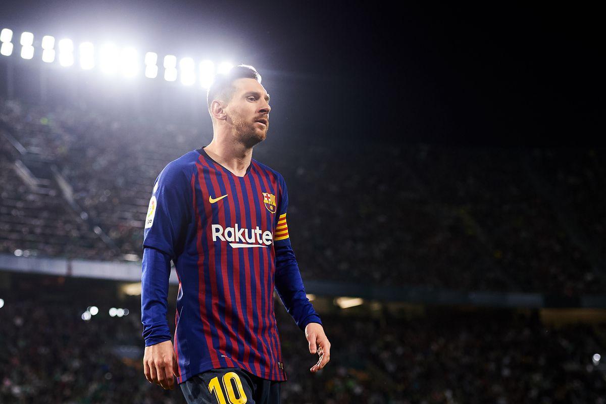 e226e362689 FC Barcelona News  24 March 2019  Lionel Messi Set for Quick Injury Return
