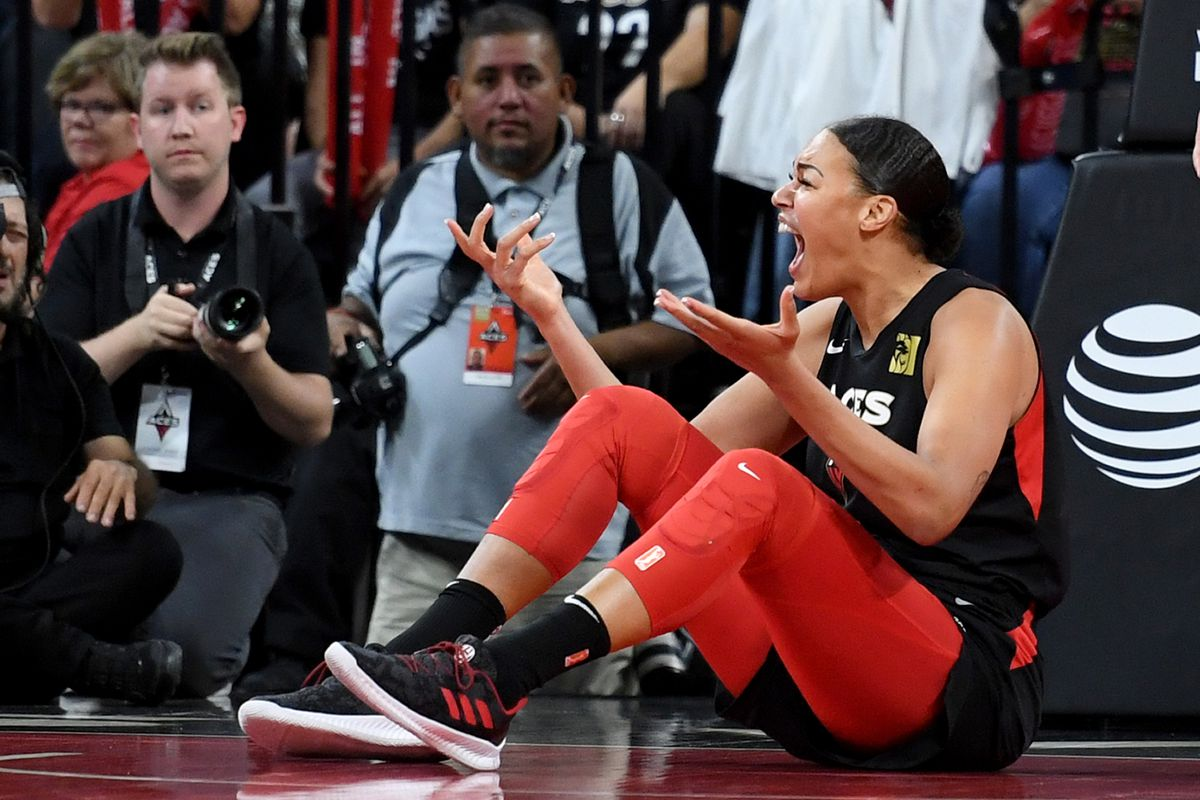 In the 2019 WNBA season, the Las Vegas Aces delivered on the hype