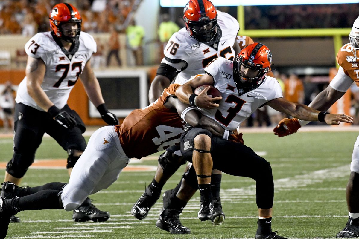 Inside the Texas defensive game plan to slow down Oklahoma State
