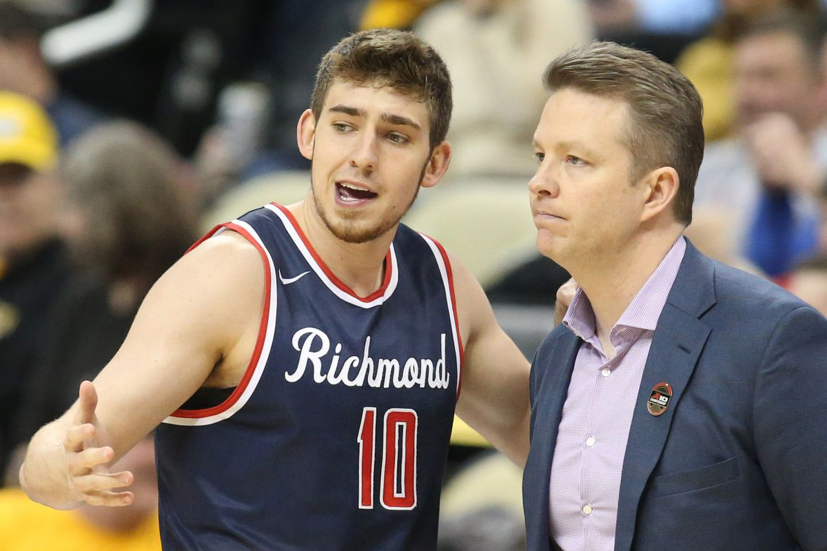 NCAA Basketball: Atlantic 10 Conference Tournament - Richmond vs VCU