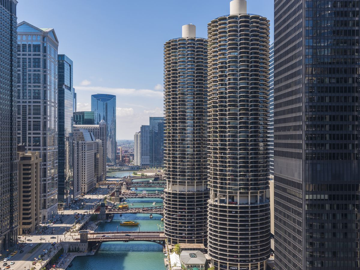 Chicago Mies Van Der Rohe Tour 27 iconic chicago buildings that everyone should know