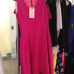 Fall/winter 2012 dress, size 6, $325 (from $771)