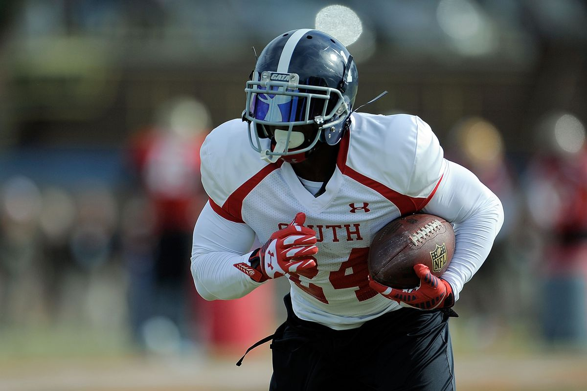 This is Jerick McKinnon. It's OK if you've never heard of him before today.