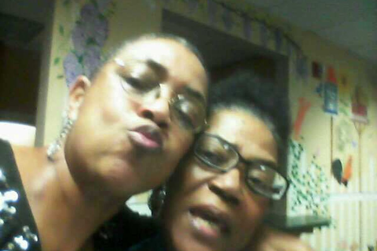 Ms. Helen's Soul Food Bistro daughter-and-mother team: Jesdarnel Henton and Ms. Helen Coleman