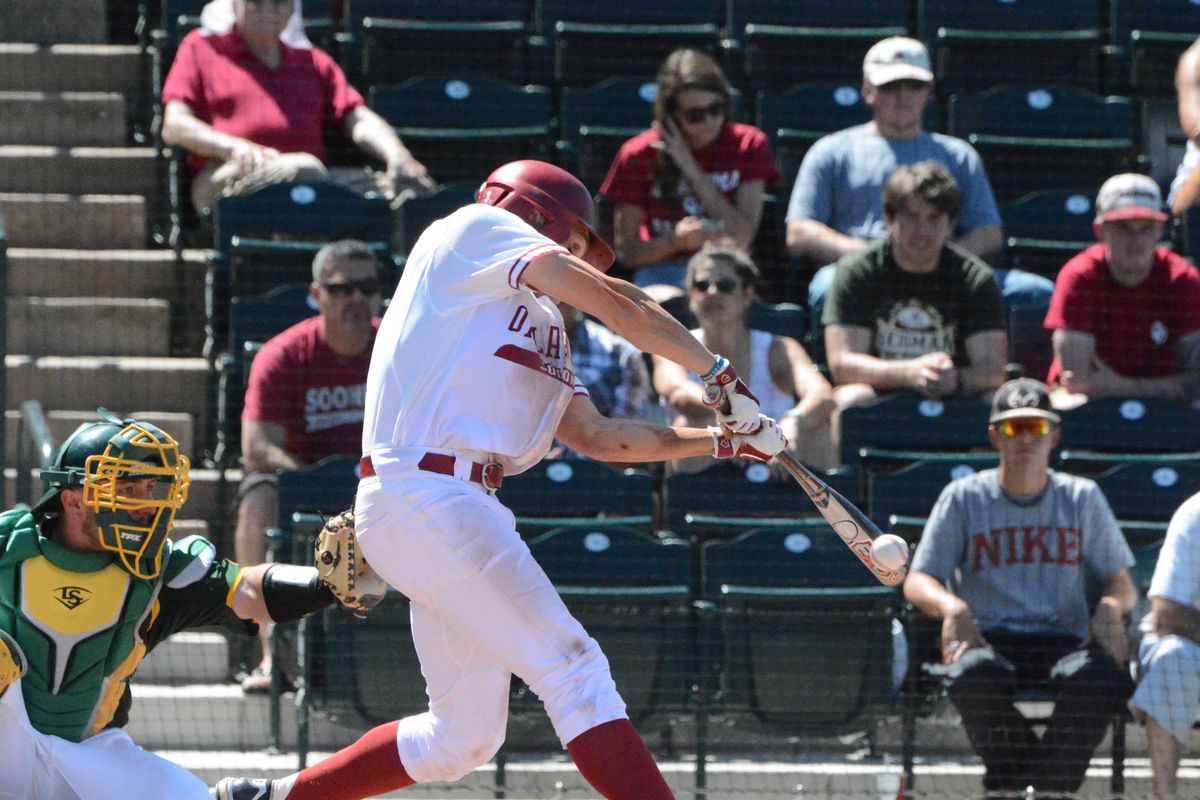 Oklahoma Sooners Baseball | CCM's Game Day Gallery