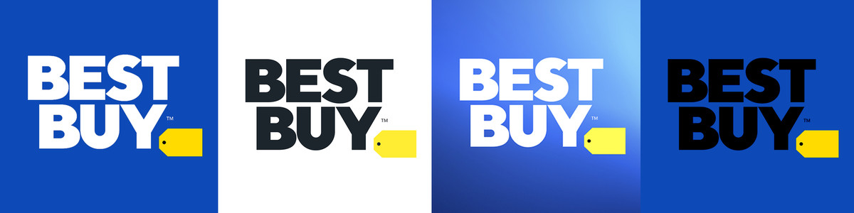New Best Buy Logo Diminishes The Shopping Tag Because Brick And Mortar Stores Are Dead The Verge