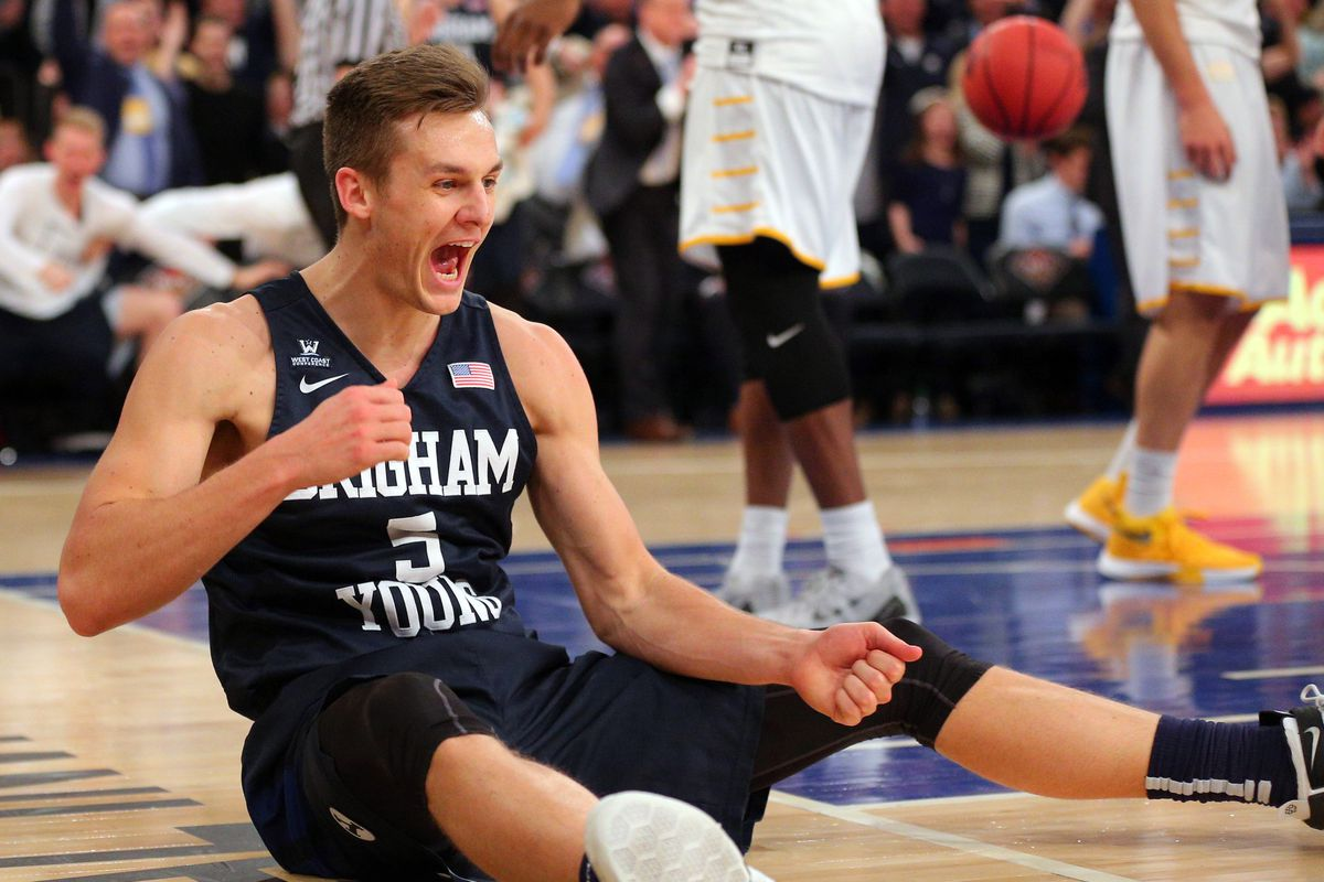 NCAA Basketball: NIT-Semifinals-Valparaiso vs BYU