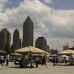 The first-ever Atlanta Nosh