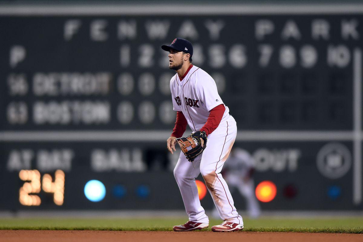 Boston Red Sox vs Detroit Tigers