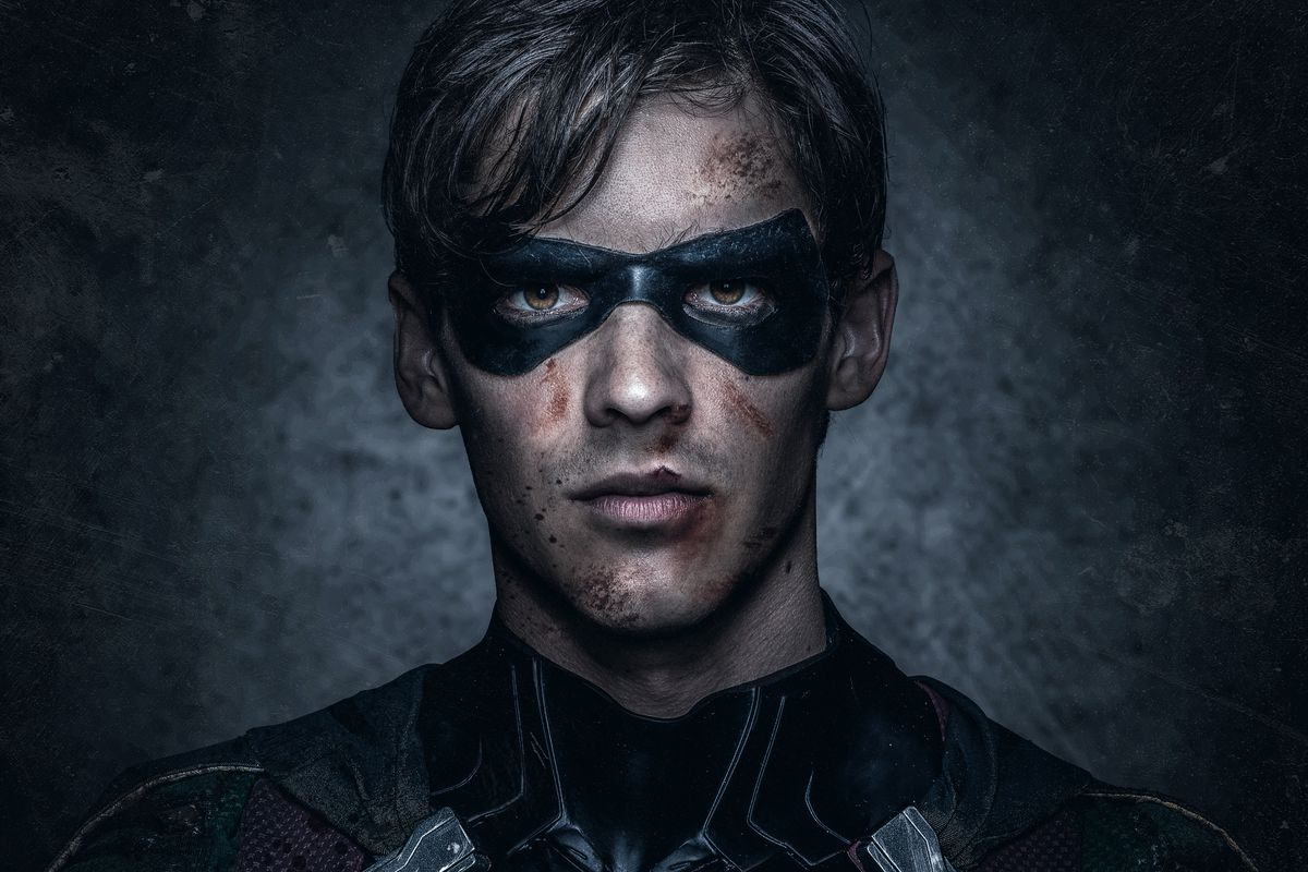 Dc Has Renewed Its Original Show Titans For A Second Season The Verge