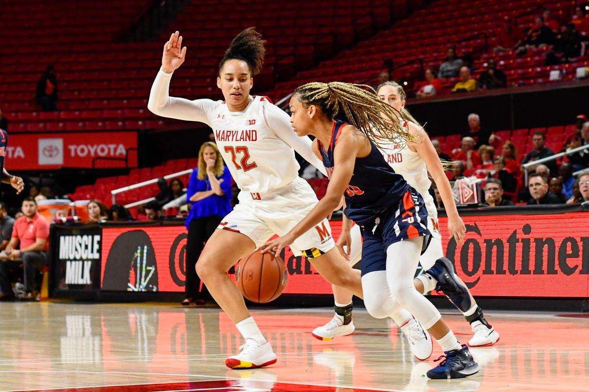 Blair Watson, Maryland women's basketball
