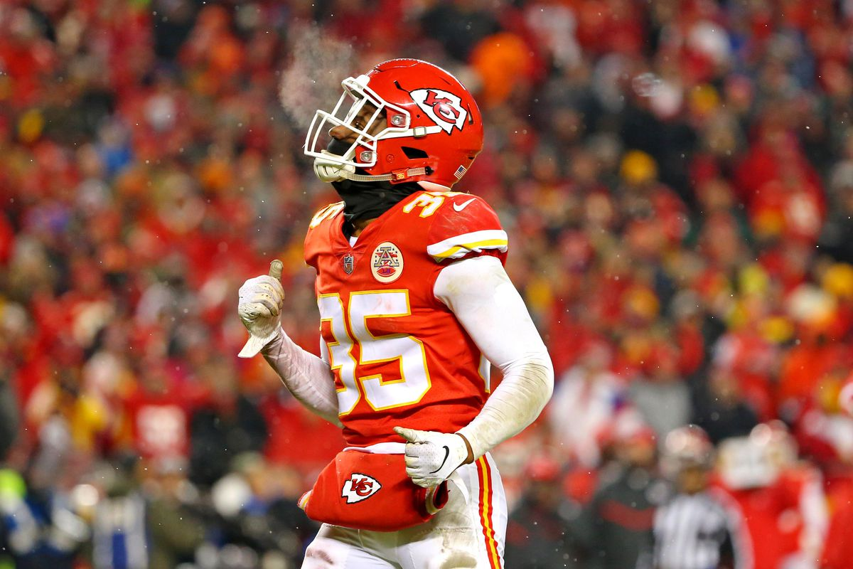 NFL: AFC Divisional Playoff-Indianapolis Colts at Kansas City Chiefs