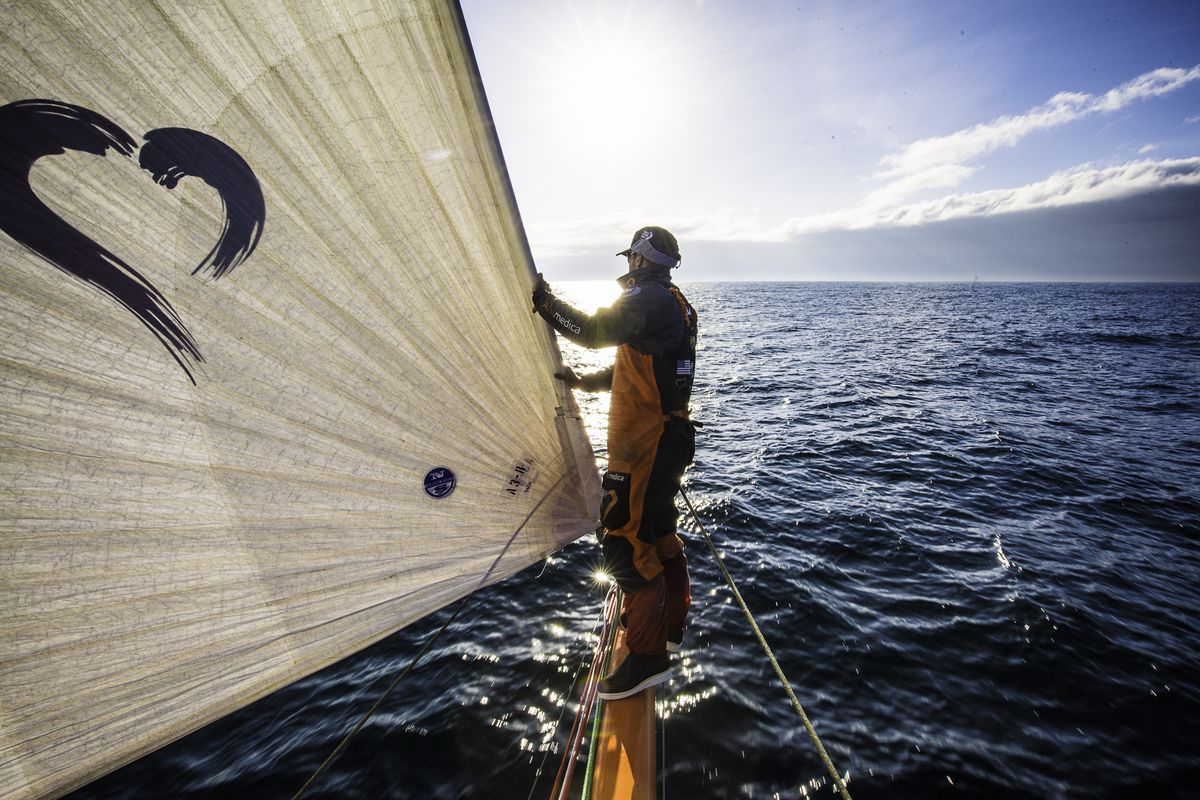 Volvo Ocean Race 2014-2015 - Leg 7