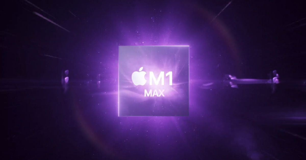 Apple's new M1 Max MacBook Pro may get a virtual turbo button for High Power Mode