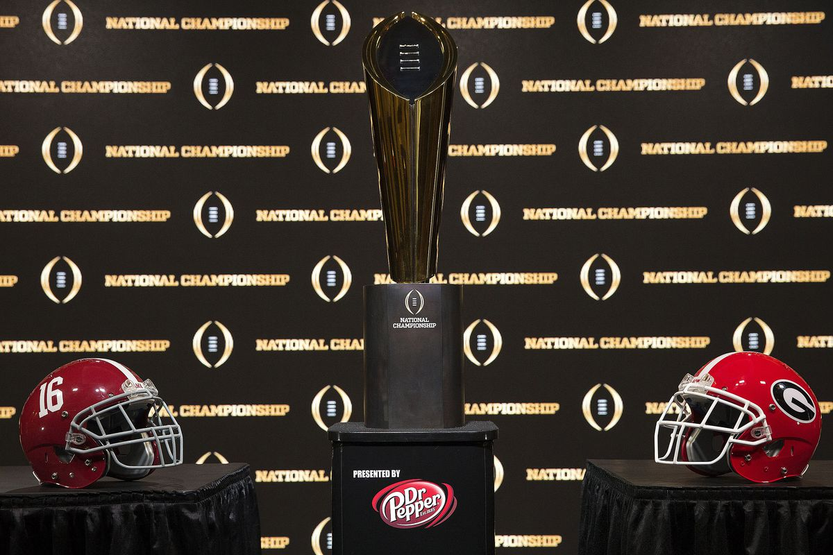 College Football Playoff National Championship Coaches Press Conference