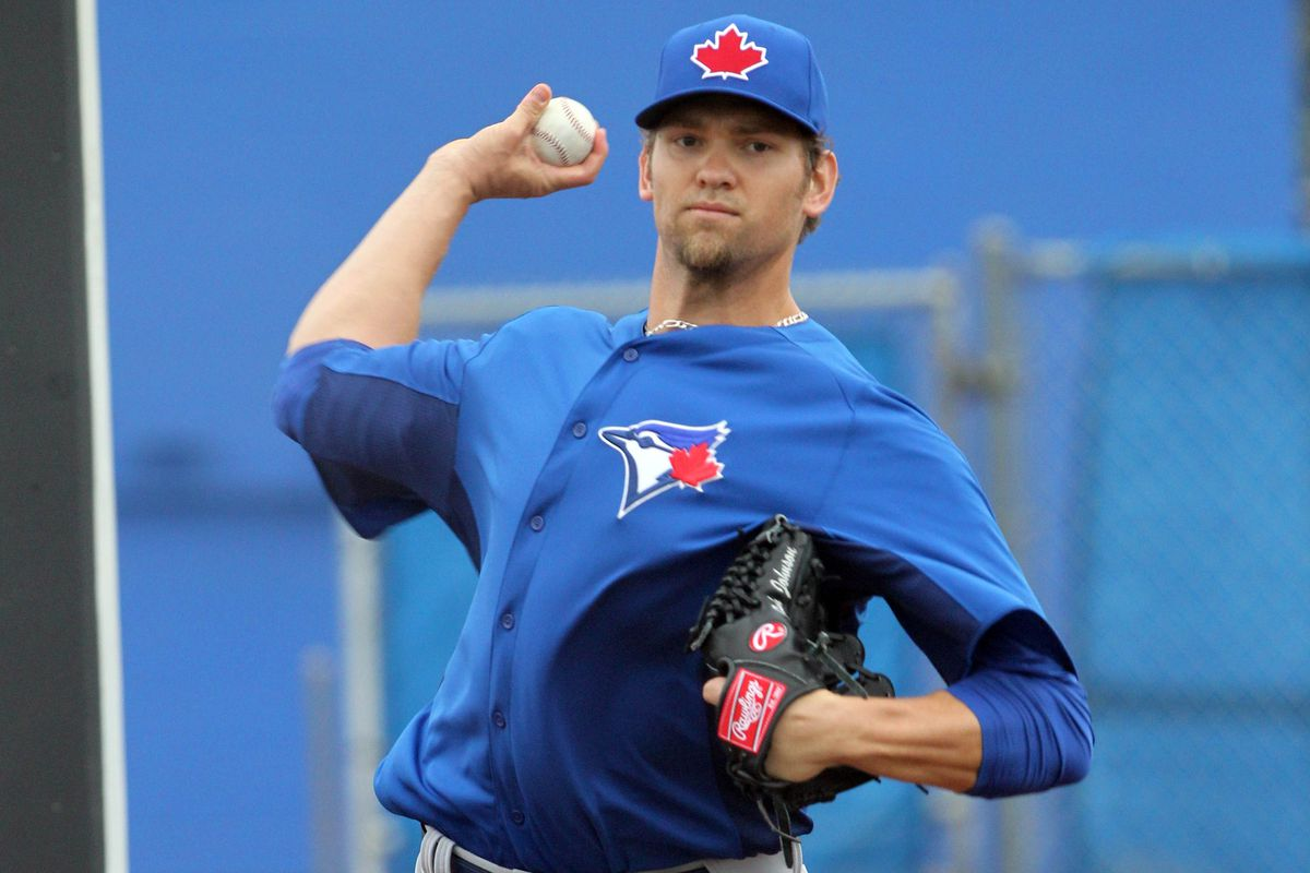 For instance, where will you draft Josh Johnson, of the Canada Canadian Birds?