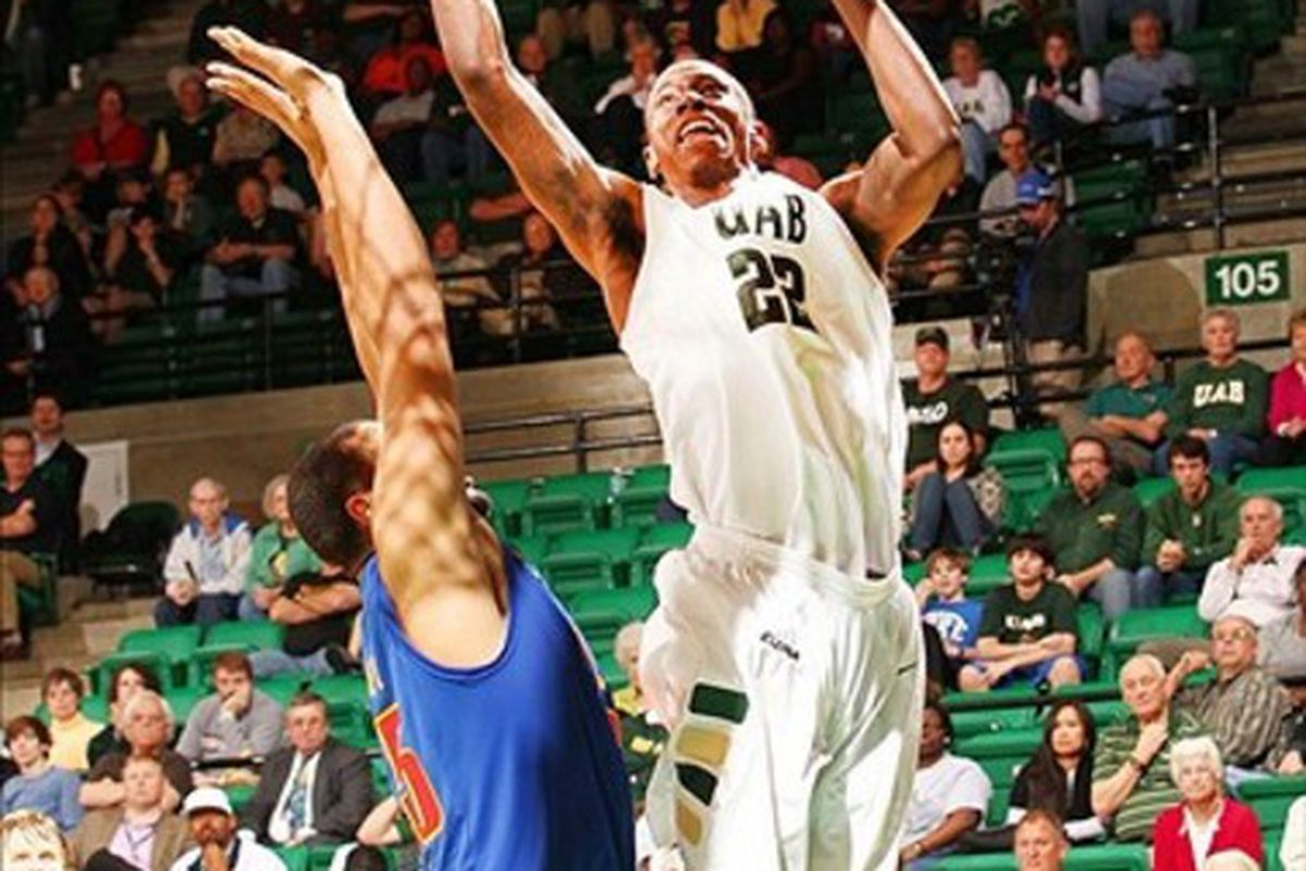 UAB's Cameron Moore is far better than he gets credit for.