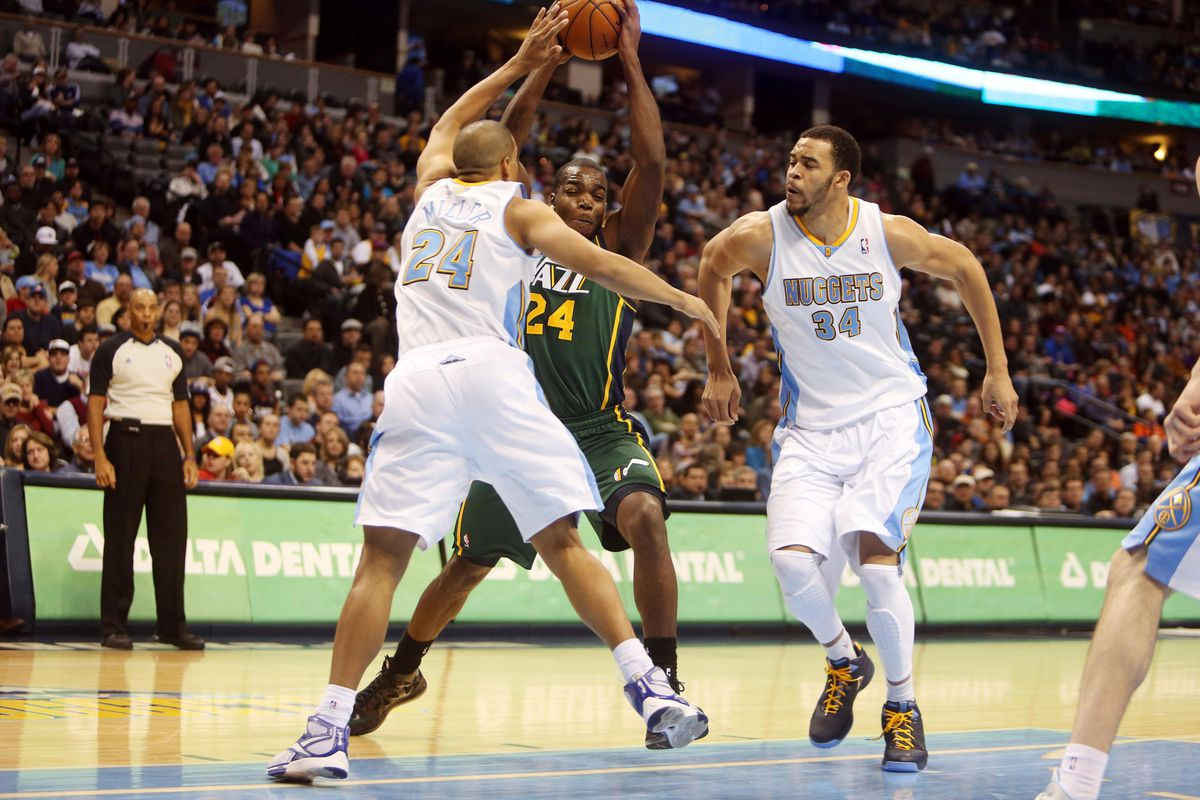 Miller and McGee have been a killer combo this season off the bench for Nuggets.